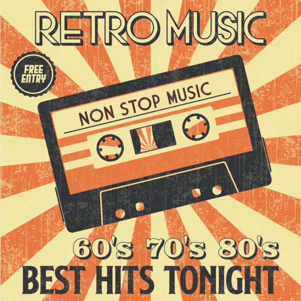 225 Cartoon Of 80s Music Posters Illustrations Royalty Free Vector Graphics Clip Art Istock