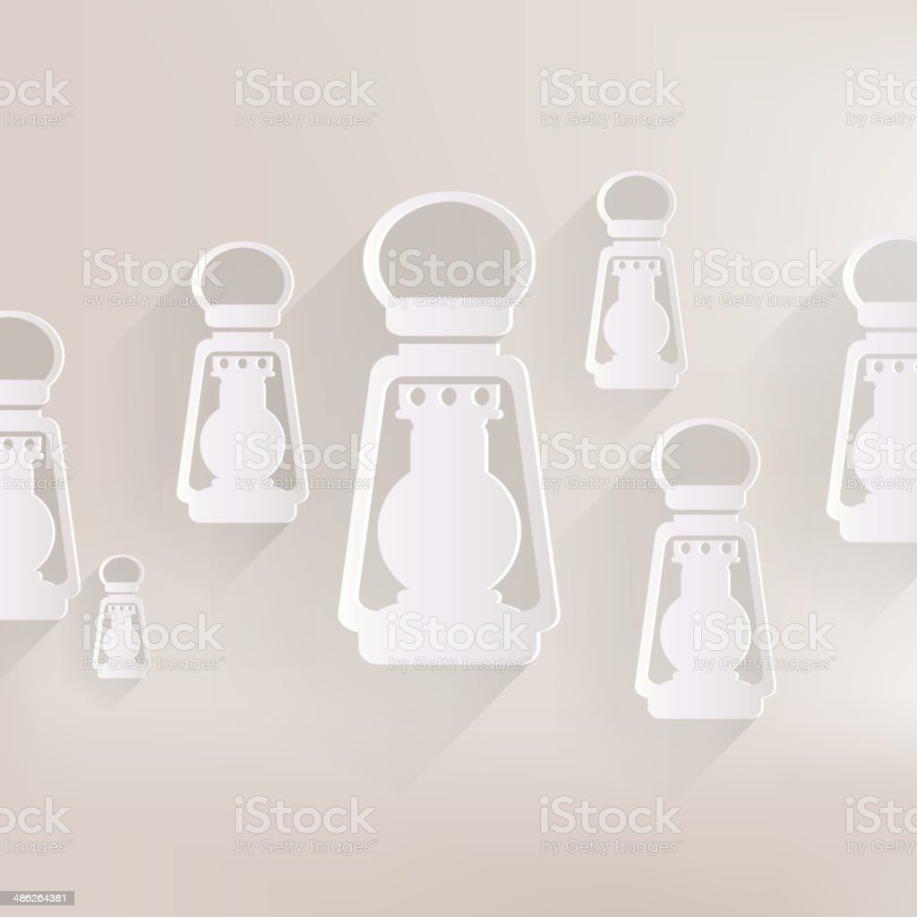Retro oil lamp icon royalty-free retro oil lamp icon stock vector art & more images of adventure