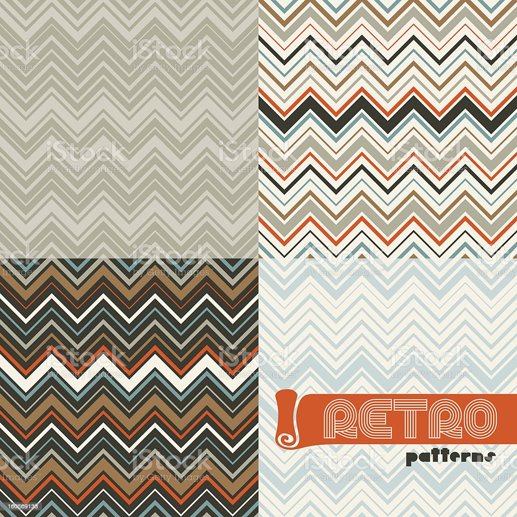 Retro patterns. royalty-free retro patterns stock vector art & more images of abstract