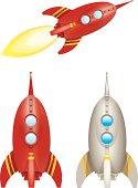 Retro Rockets