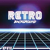 retro sci fi background9