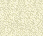 retro-styled decorative seamless background, vector artwork