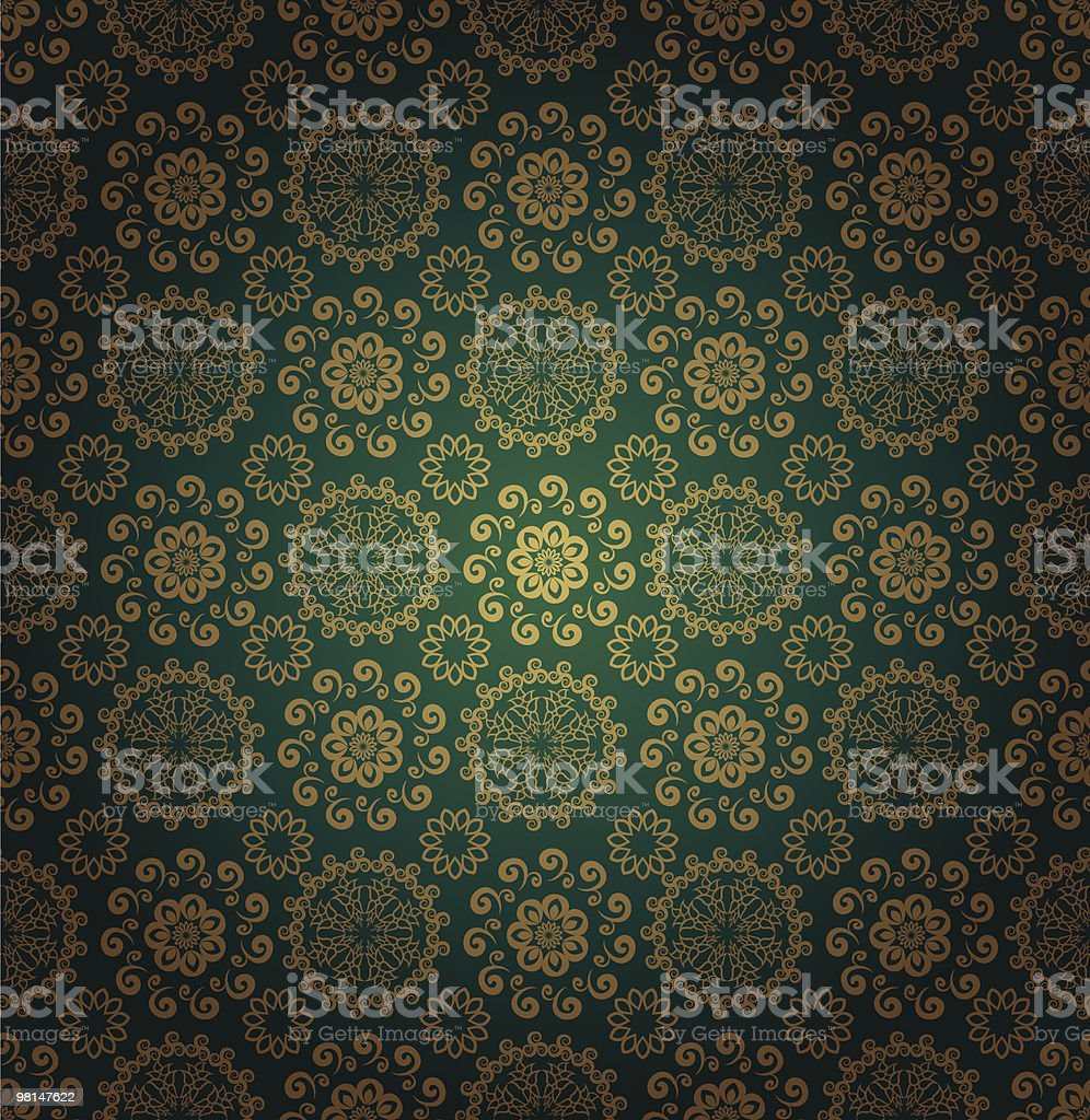 Retro seamless pattern royalty-free retro seamless pattern stock vector art & more images of backgrounds