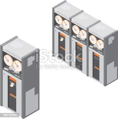 istock Retro Server 165762847