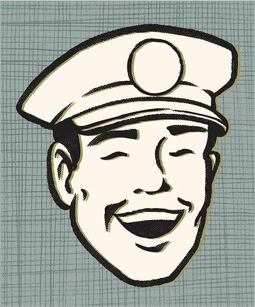 retro-service-typen - handwerker stock-grafiken, -clipart, -cartoons und -symbole