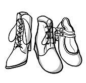 Retro Shoe Styles