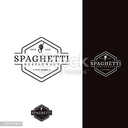 istock retro spaghetti pasta noodle vector icon 1227217614