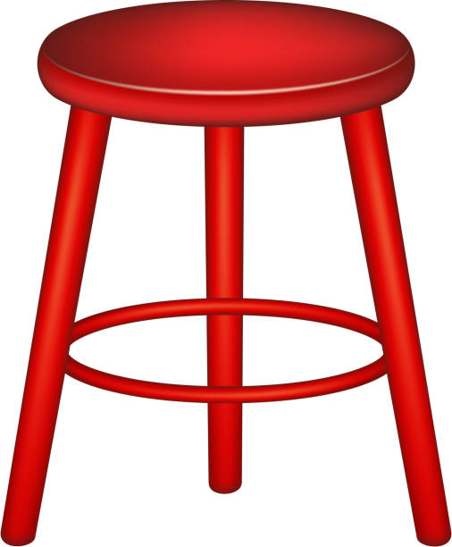 Royalty Free Stool Clip Art Vector Images Amp Illustrations