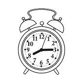 Free Free Svg Analog Clock Image Clipart and Vector