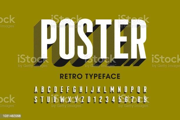 Retro style font design vector id1031462058?b=1&k=6&m=1031462058&s=612x612&h=p9nuvp5i2ukc8k1s uergd3 glcrhs4ysbjc jk fp4=