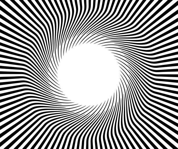 retro-style sunburst vektor hintergrund - morphing stock-grafiken, -clipart, -cartoons und -symbole