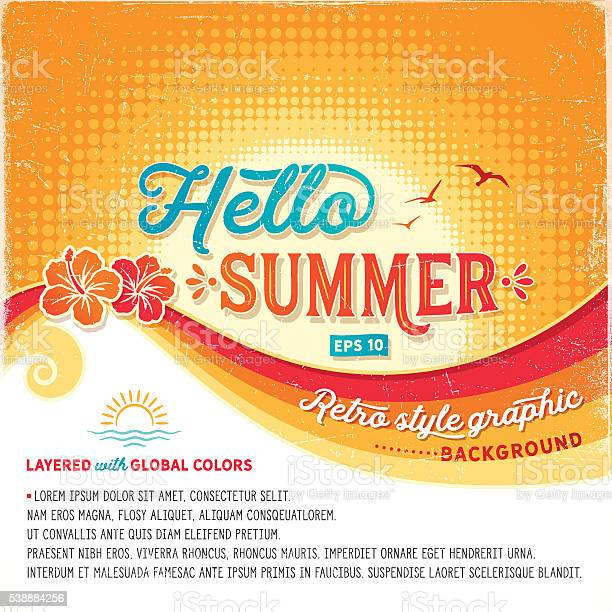 Retro summer background vector id538884256?b=1&k=6&m=538884256&s=612x612&h= jaoivivgrscq3e9nrys7eks6m2dwjtfoewa5eryglu=
