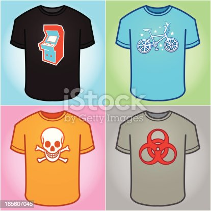 Retro T-Shirt Collection