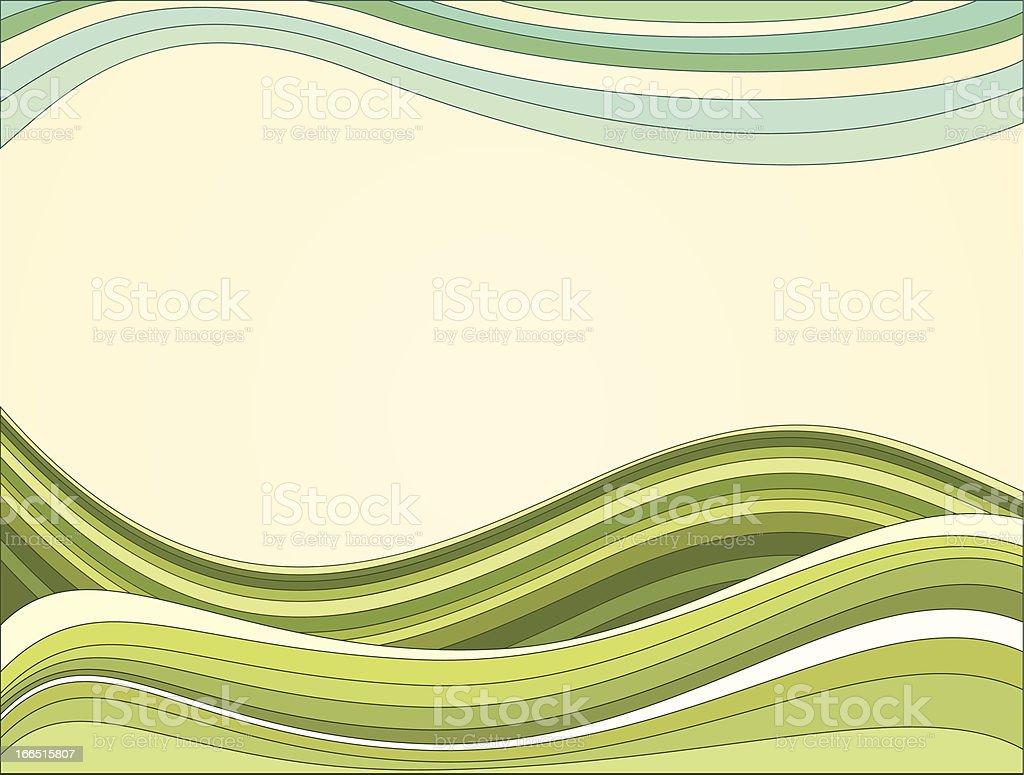 Retro Vector Background royalty-free stock vector art