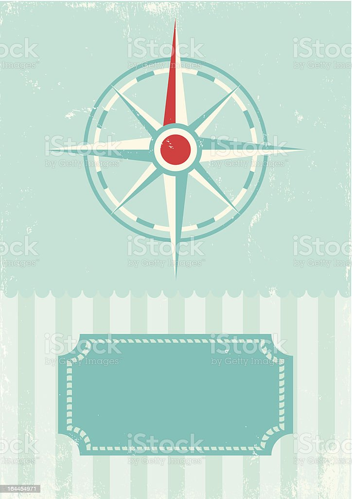 Retro wind rose compass royalty-free retro wind rose compass stock vector art & more images of adventure