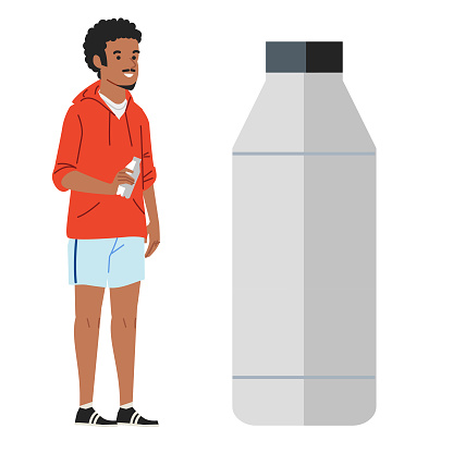 Re-usable bottle