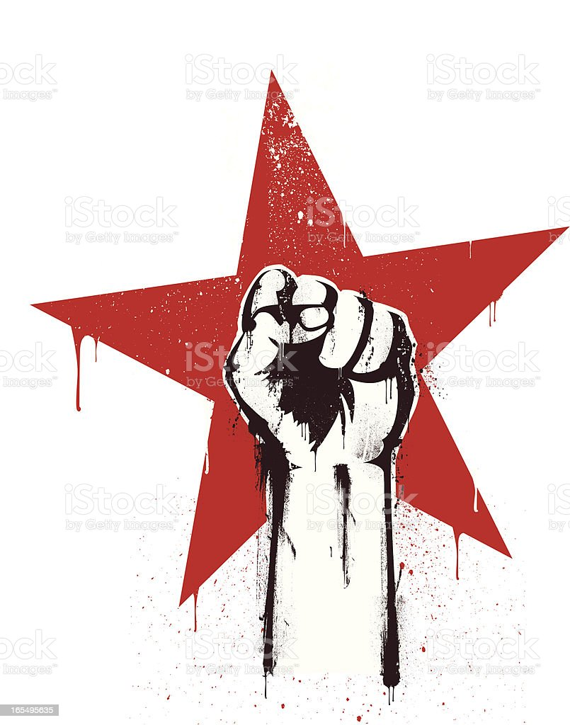 Ilustración de Revolución De Plantillas y más banco de imágenes de ...