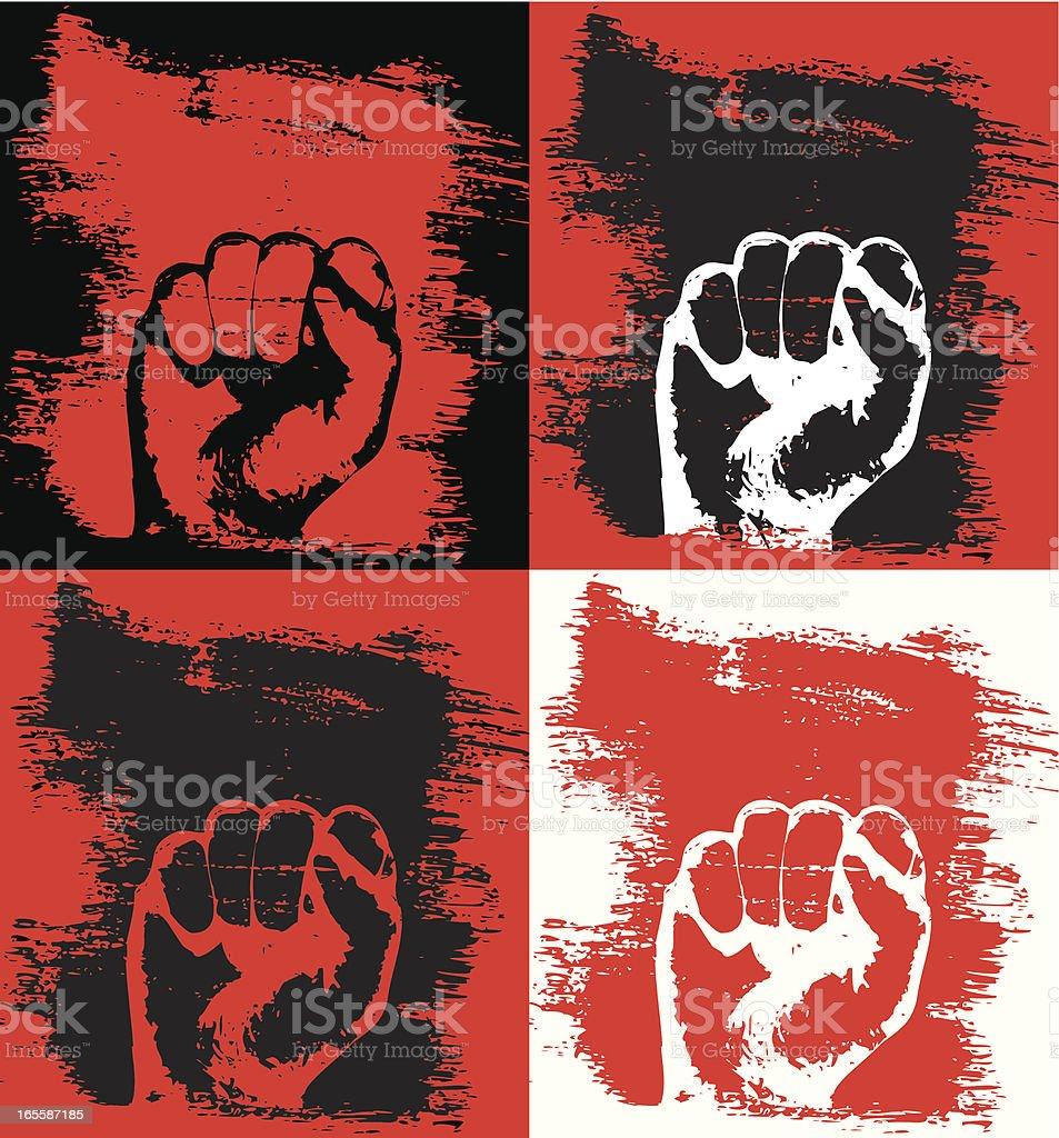 Revolution. royalty-free stock vector art