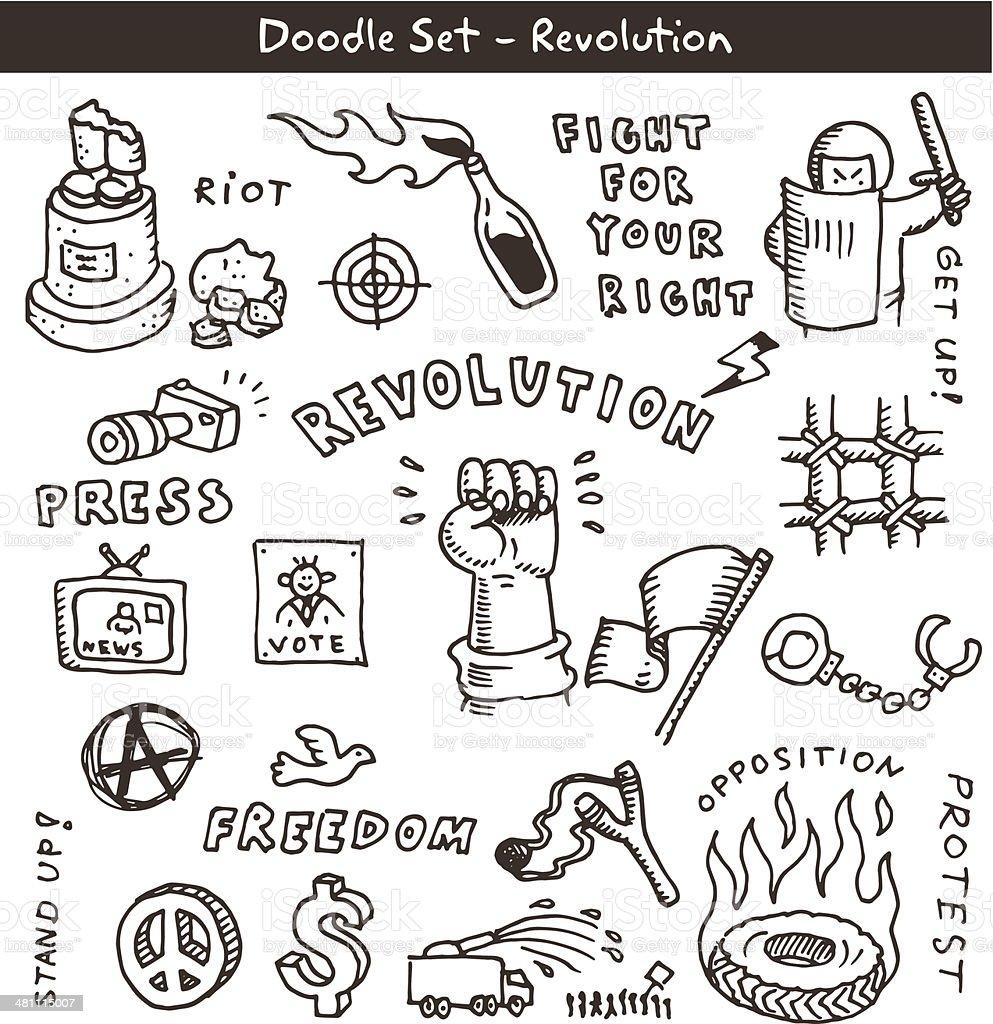 revolution – Vektorgrafik