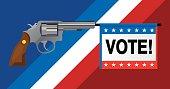 Revolver Gun Vote
