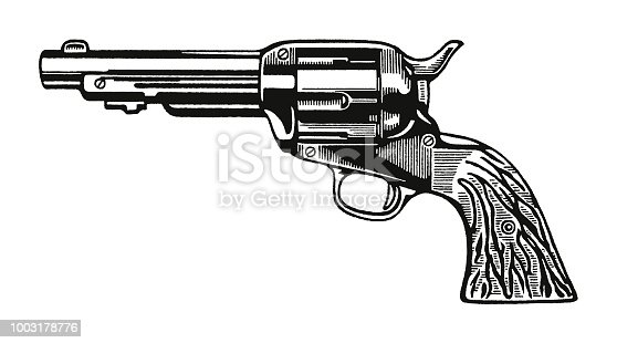 istock Revolver 1003178776