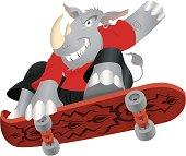 Rhino Skate