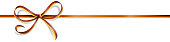Ribbon bow german germany flag vector