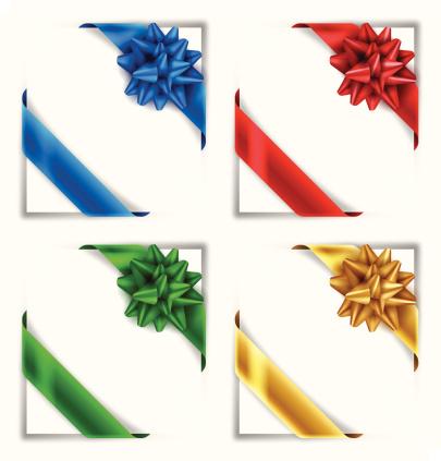 Ribbon Corner Graphics