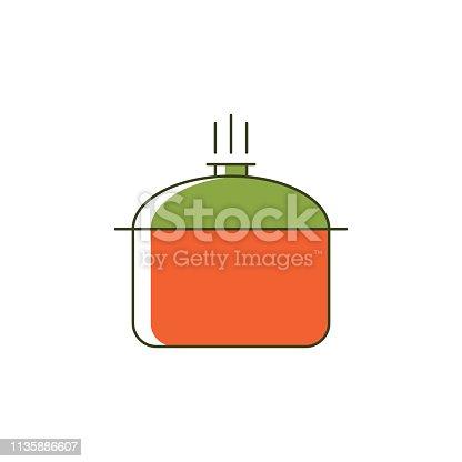 istock Rice cooker 1135886607