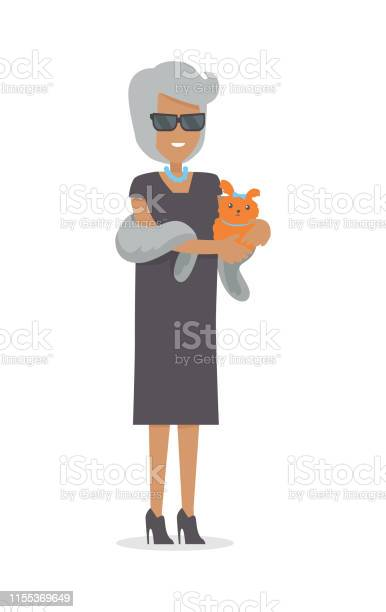 Rich lady with pet in luxury fur isolated on white vector id1155369649?b=1&k=6&m=1155369649&s=612x612&h=e2vyz lmf0vryyvq5lv9hp0efpwdmx1o0dn2u1kqyyc=
