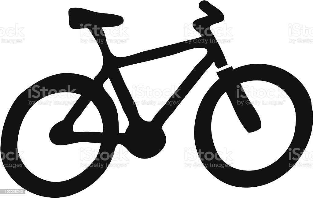 Ride Your Bike All Night royalty-free ride your bike all night stock vector art & more images of alpine skiing