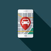 Ridesharing App Icon