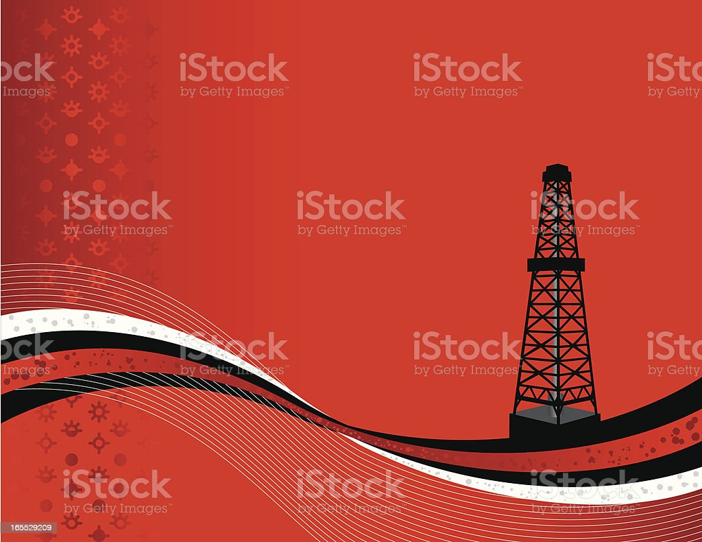 Rig background red and black royalty-free rig background red and black stock vector art & more images of backgrounds