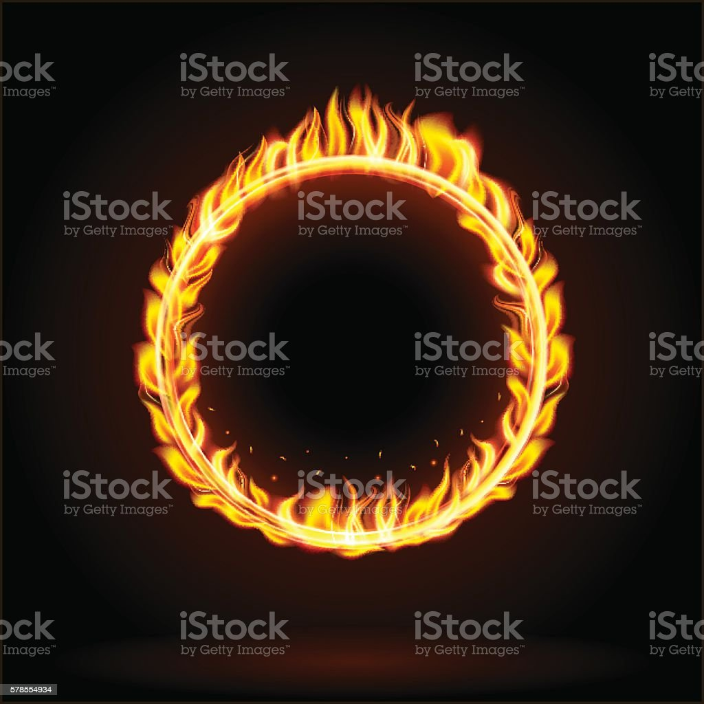 Ring Of Fire Royalty Free Ring Of Fire Stock Vector Art U0026amp; More Images