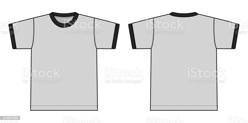 リンガー T シャツ イラスト Tシャツのベクターアート素材や画像を多数