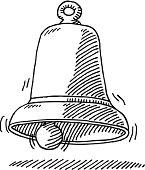 Ringing Bell Drawing