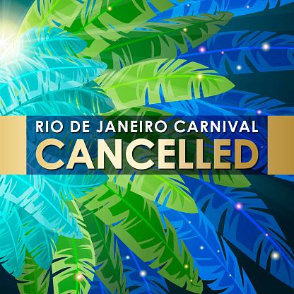 Rio De Janeiro Carnival Cancelled
