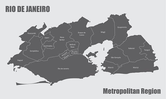 Rio de Janeiro Metropolitan Region