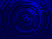 abstract ripples on water background