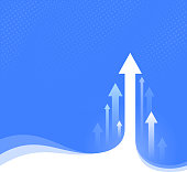 istock rising arrows 1203863657