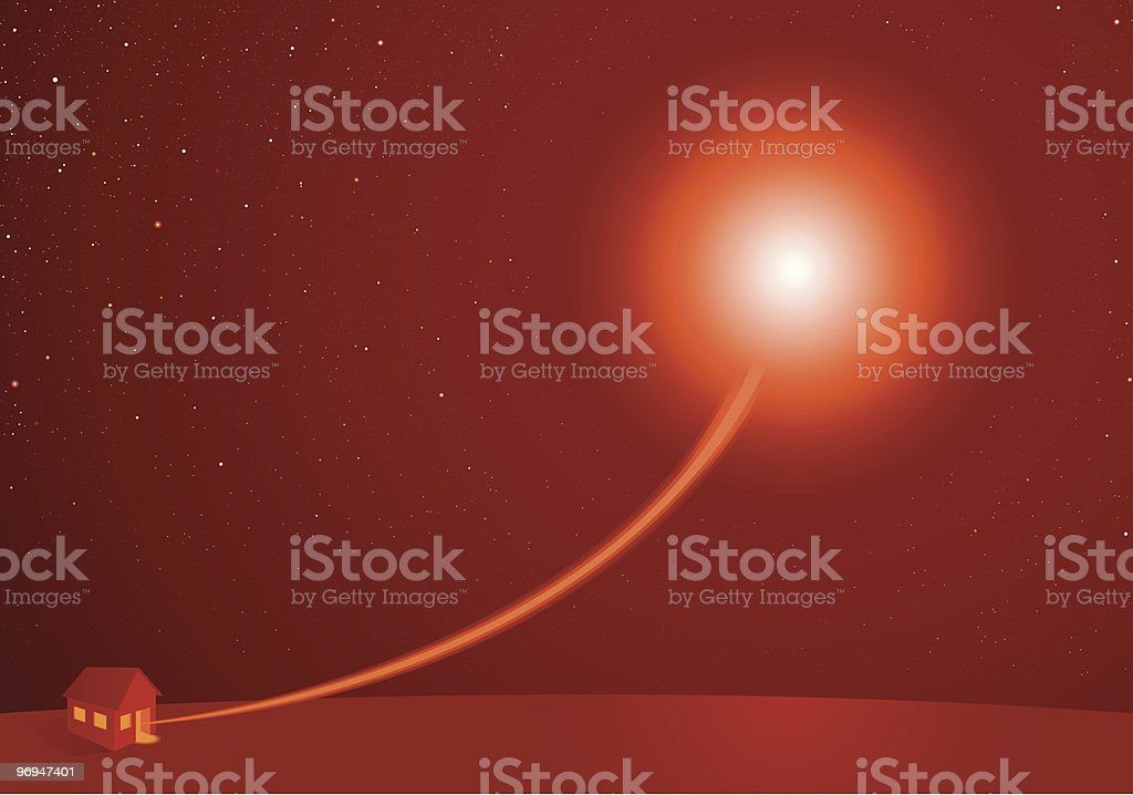Rising star royalty-free rising star stock vector art & more images of advent