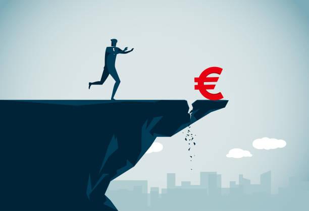 risk commercial illustrator cliffs stock illustrations