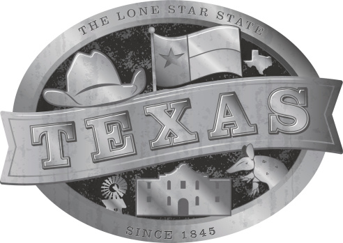 Riteous Texas Belt Buckle