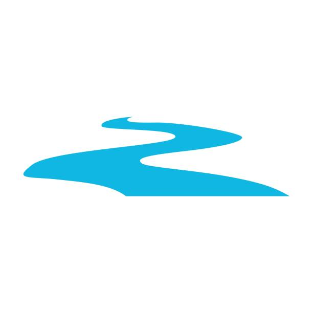 River Vector Art Graphics Freevector Com