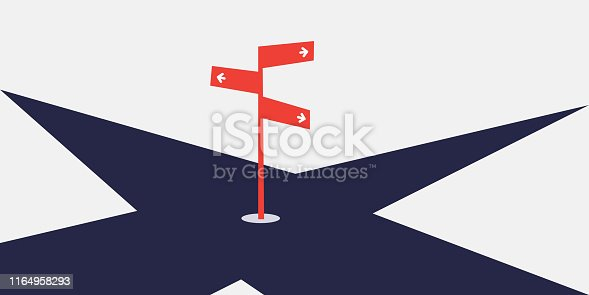 Business Concept Illustration in Editable Vector Format