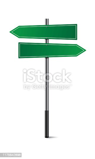 istock road sign 1175642898