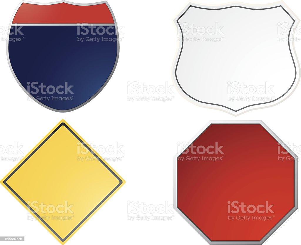 Road Signs royalty-free road signs stock vector art & more images of aluminum