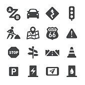 Road Trip Icons