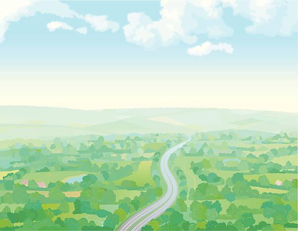 Road – Vektorgrafik