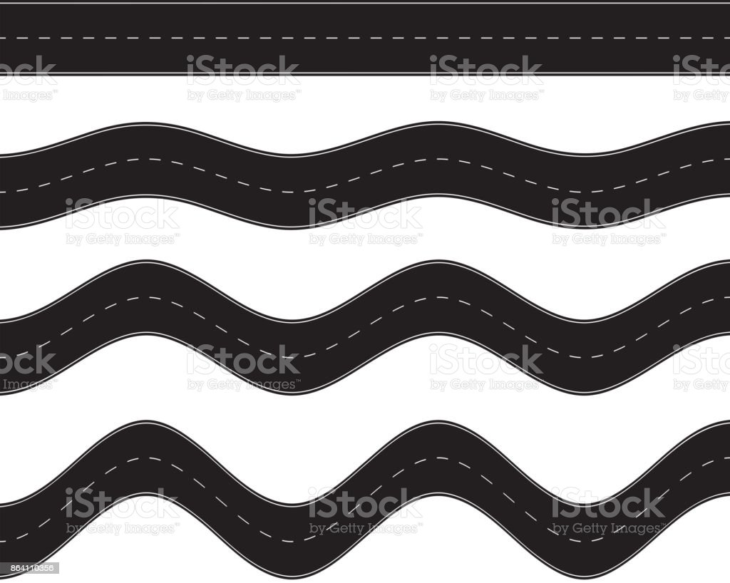 Road royalty-free road stock vector art & more images of abstract